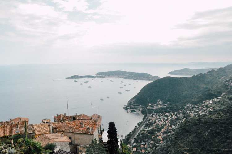 Best Eze France Travel Hashtags for Instagram