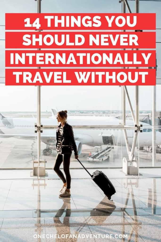 International Travel Essentials