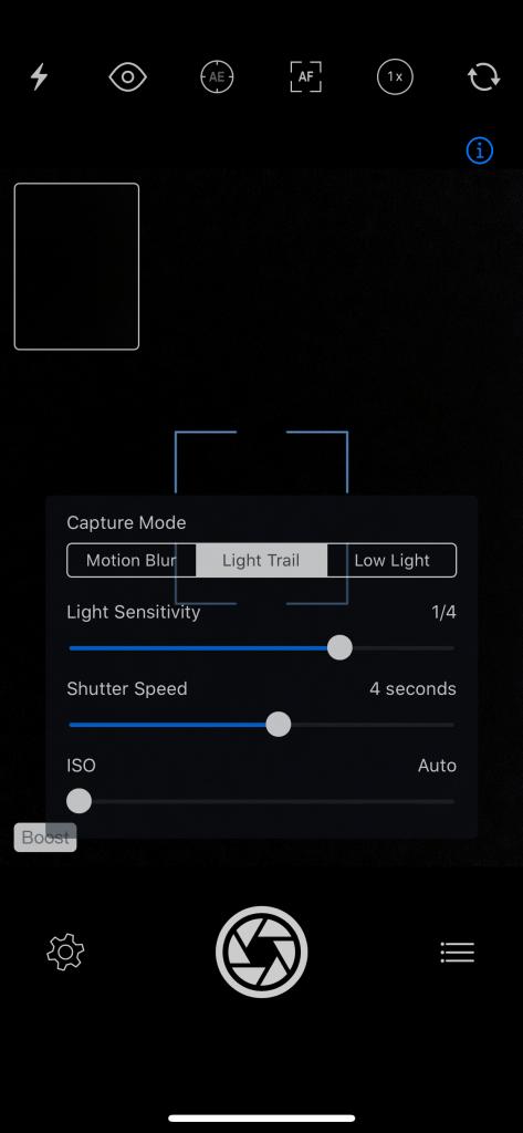 slow shutter app
