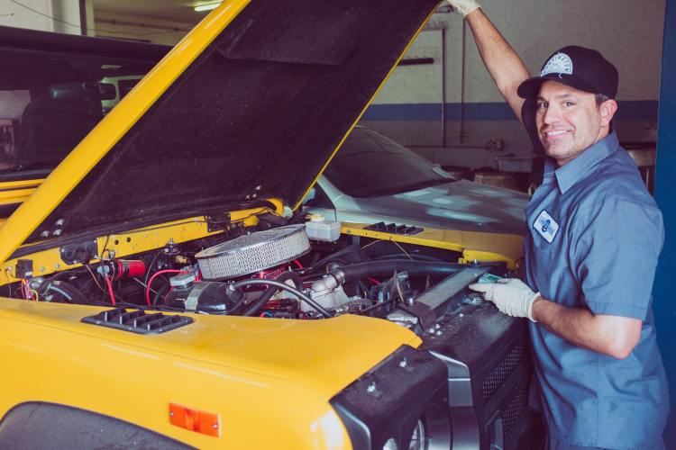 get your car ready for a road trip - maintenance