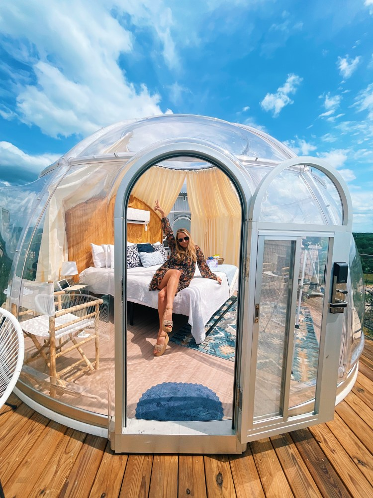 Glamping tent - 1 hour outside Austin