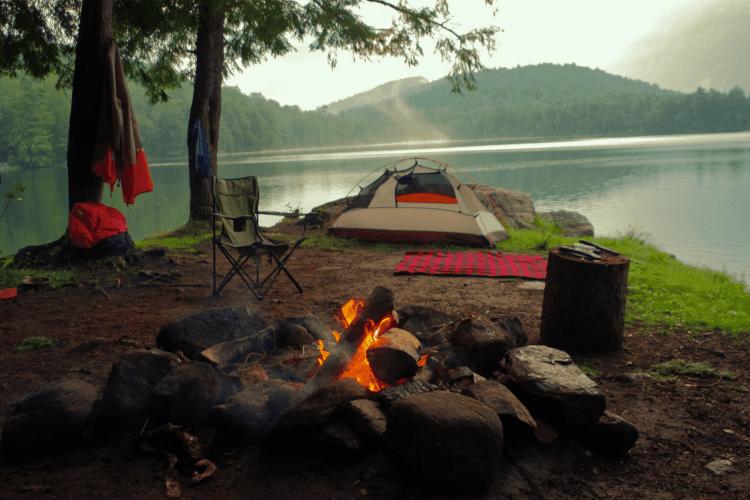 camping in austin
