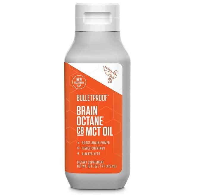 brain octane mct oil for keto