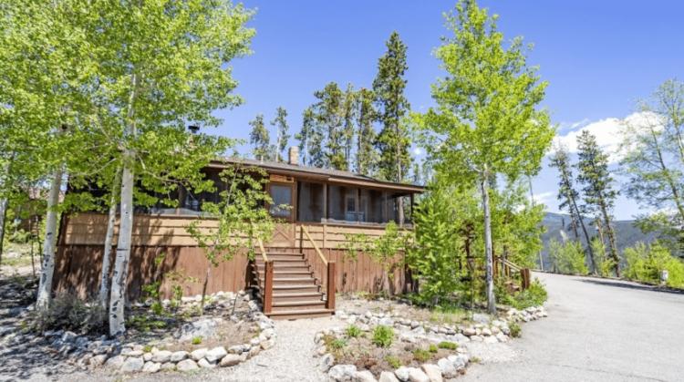 Grand Lake Lodge Ford Cabin