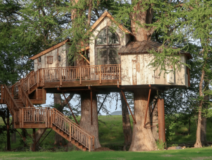 Treehouse Utopia - Chapelle