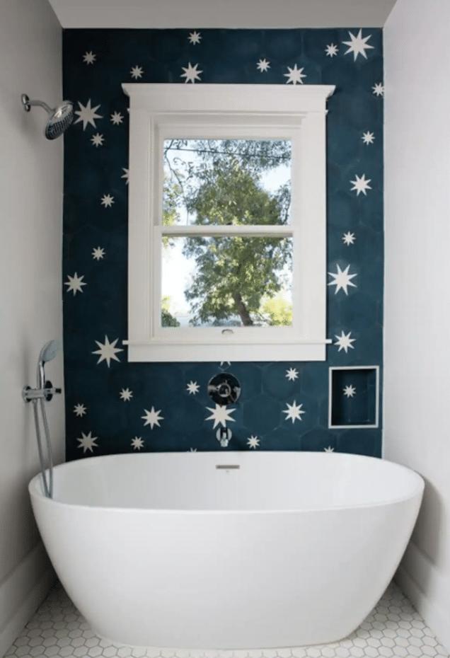 Best Austin airbnb bathroom