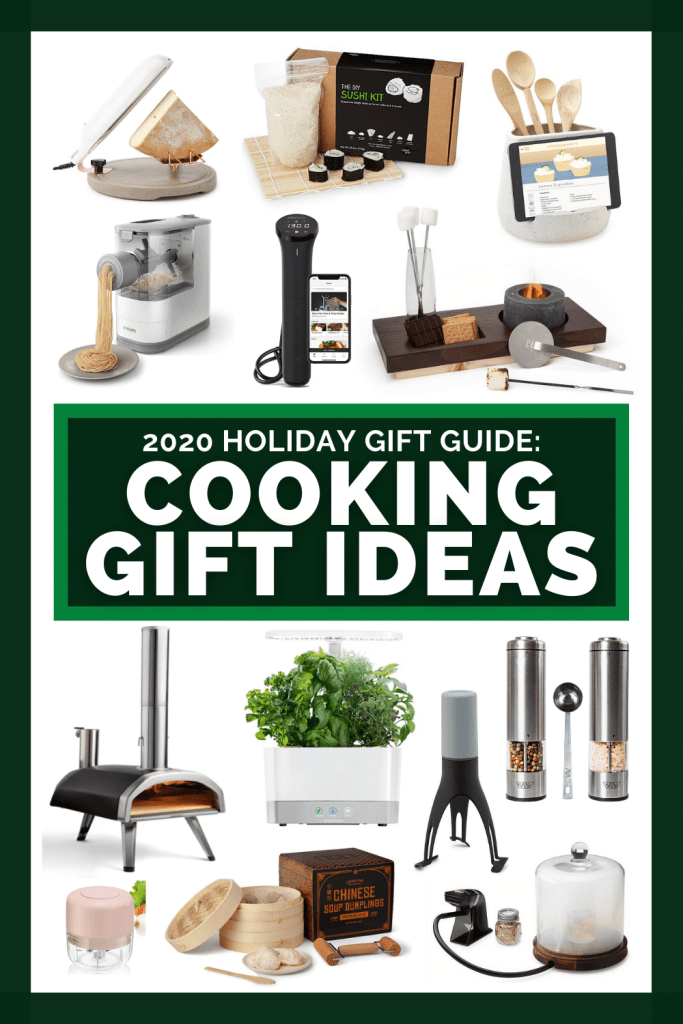 Holiday Gift Guide: Cooking + Kitchen Gifts