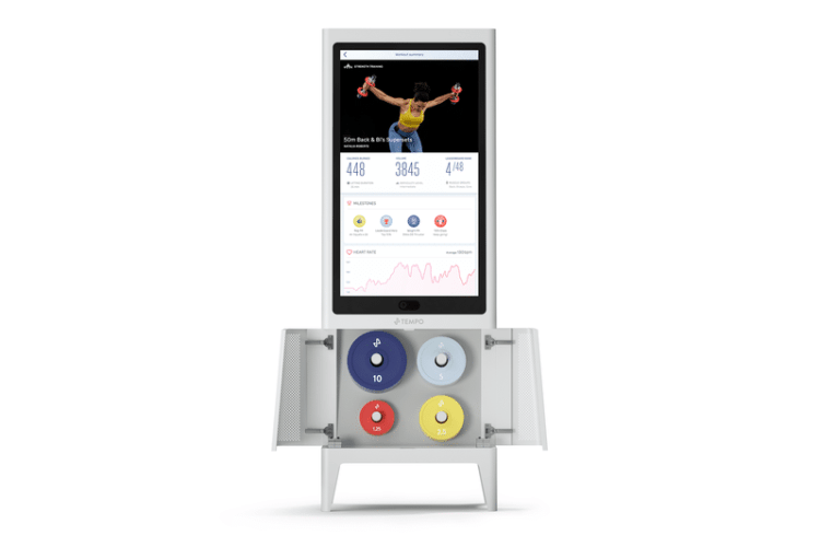 Tempo - High Tech At Home Fitness Studio Gift