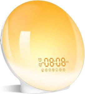 home tech gift - sunrise alarm clock