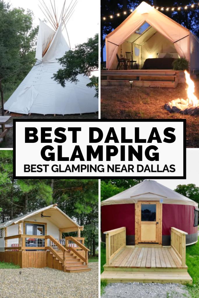 Best Glamping Near Dallas