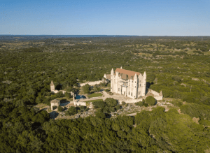 Castle Falkenstein - incredible castle airbnb for rent in Texas