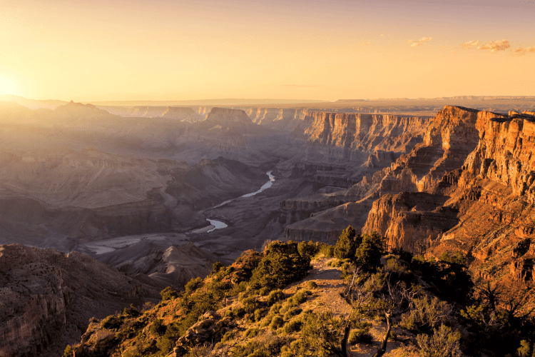 Most Beautiful National Parks in the USA: Grand Canyon