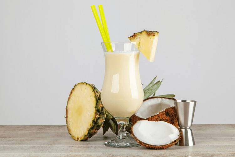 Cocktails From Around the World - Pina Colada