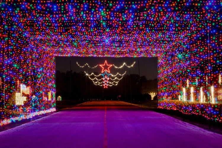 Christmas Towns in Texas - Grand Prairie