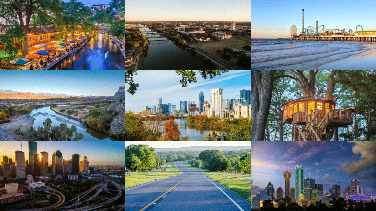 12 Texas Winter Vacation Ideas