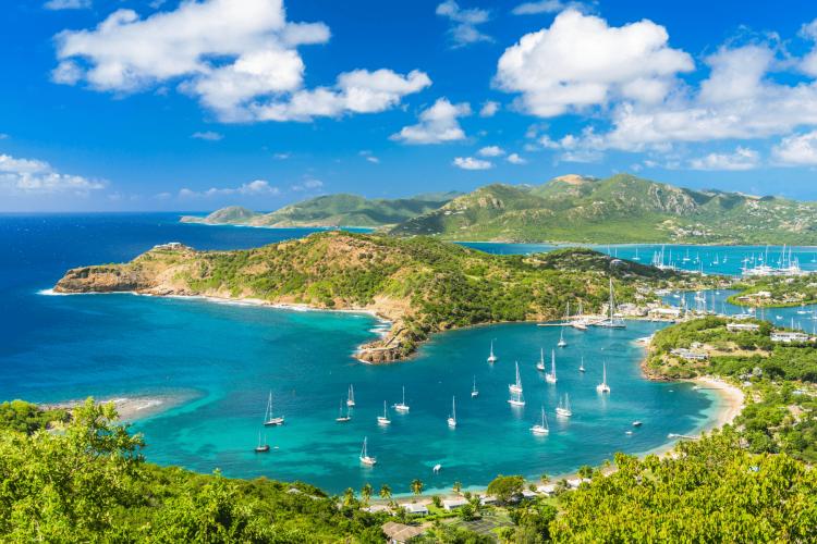 Dream Caribbean Destinations - Antigua