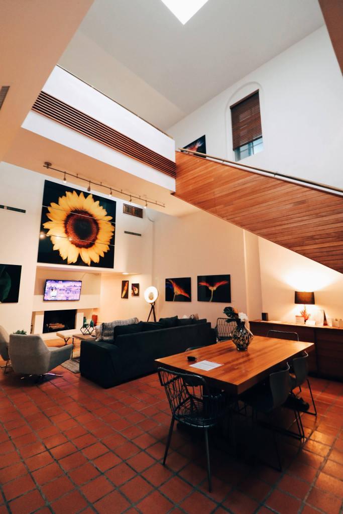 Graeber House in downtown Austin