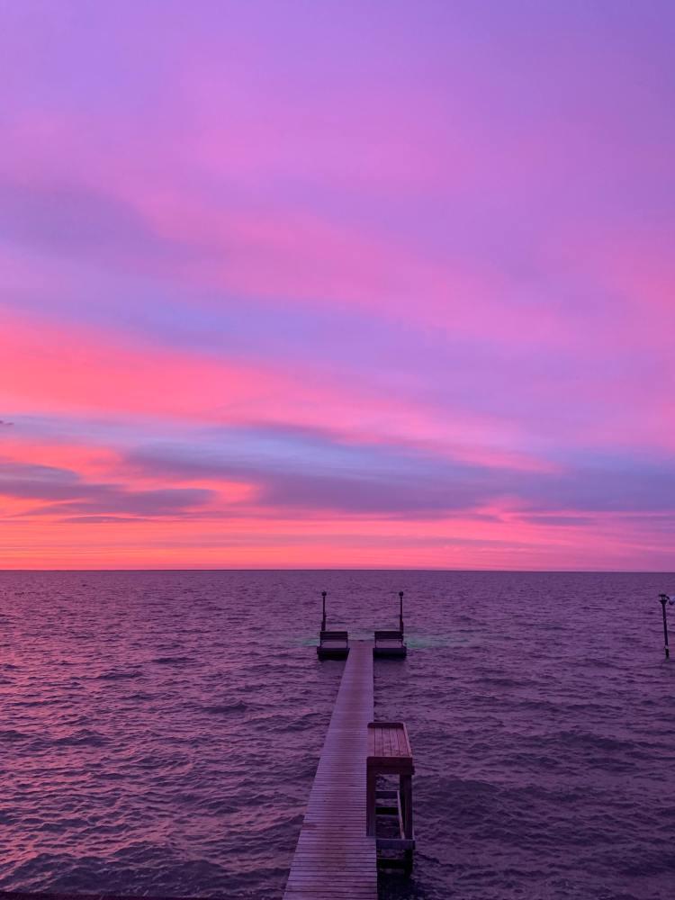 Amazing Rockport Sunset