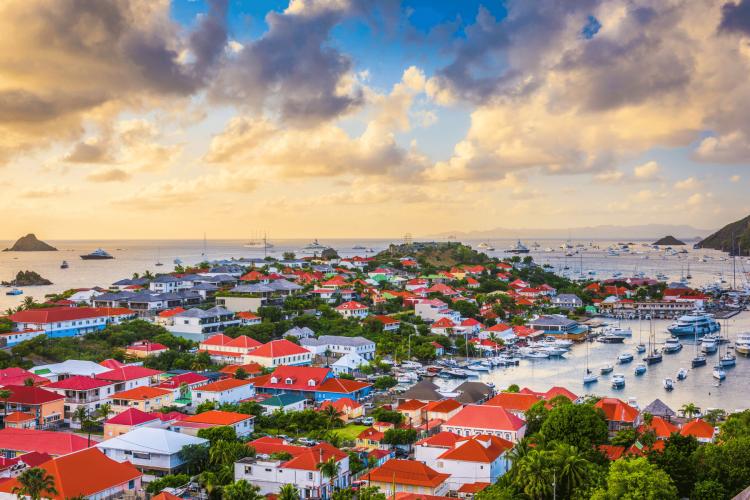 St Barts Caribbean Luxury Destination