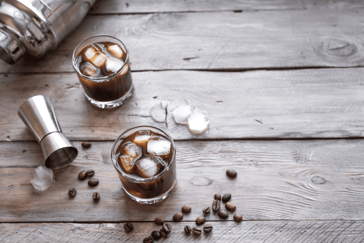 Cocktails from around the world - Black Russian