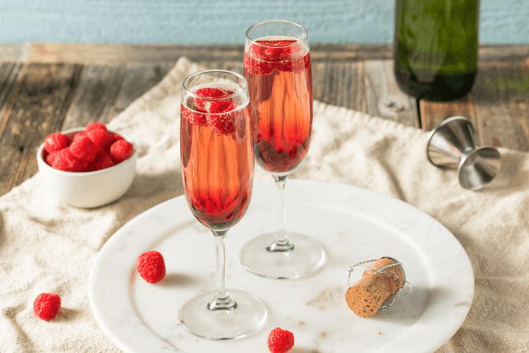 Kir Royale - France Cocktail