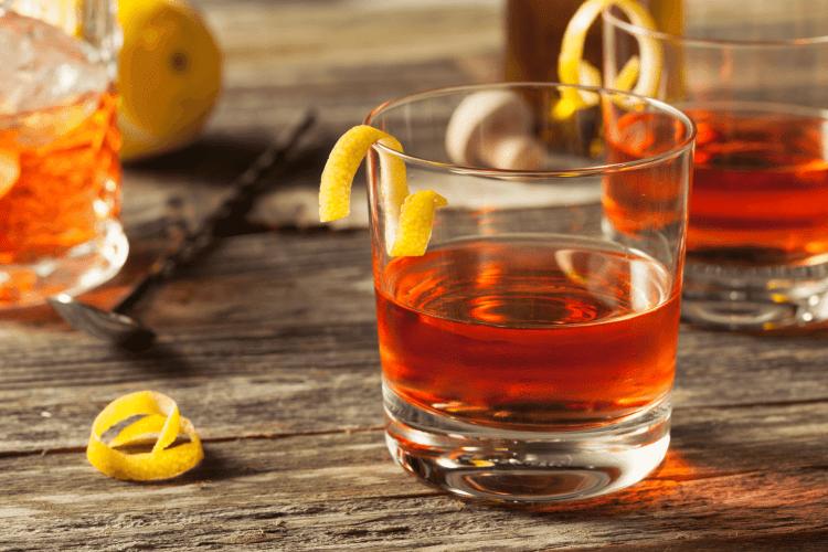 New Orleans Cocktail - Sazerac
