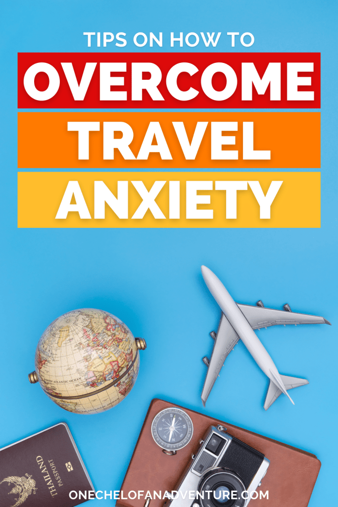 How to help travel anxiety