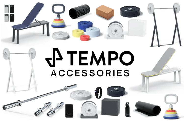 New Tempo Equipment and Accessories