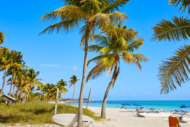 Tropical Places You Can Visit Without a Passport Key West