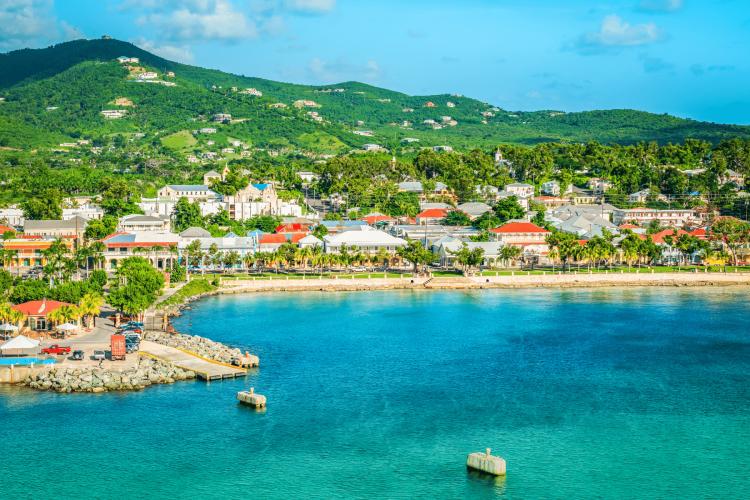 St Croix - No Passport Needed
