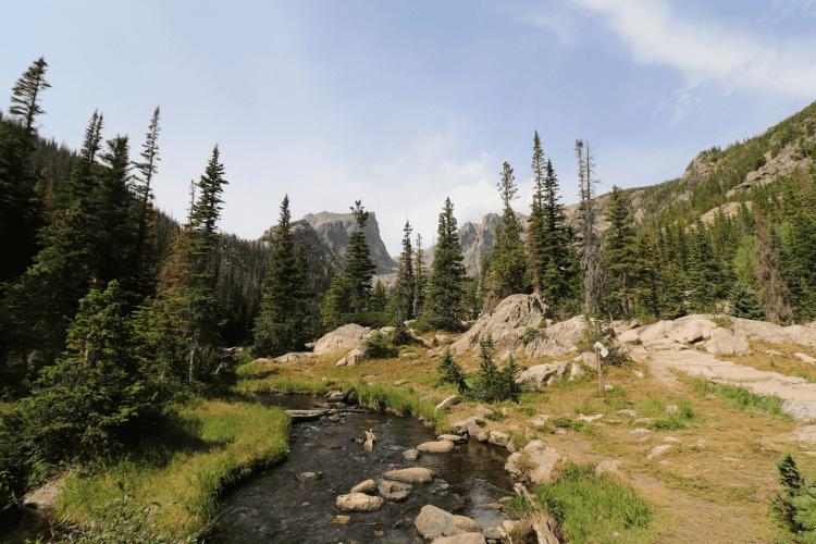 Rocky Mountain National Park Summer Destination