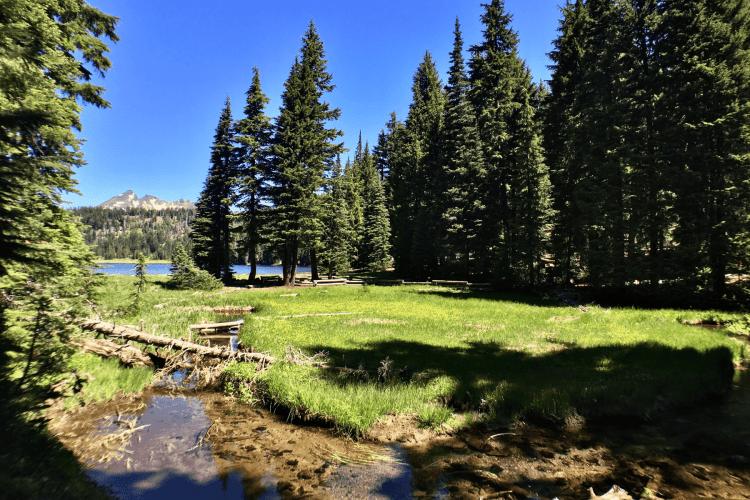 Summer destination in Bend, Oregon