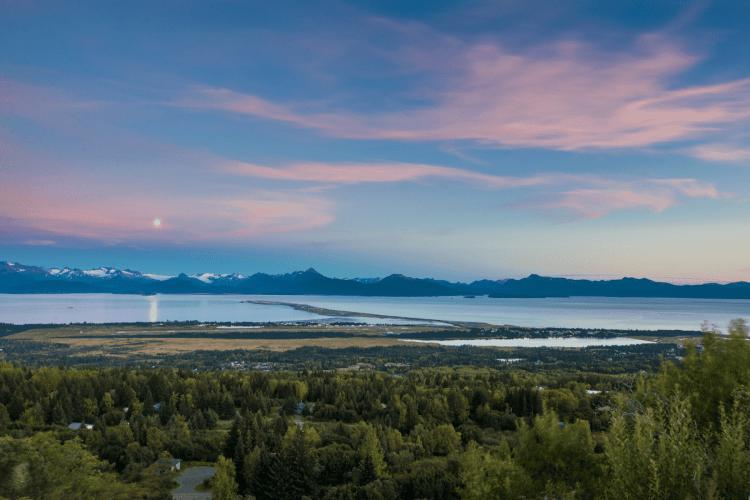 Homer Alaska - Summer Mountain Destination