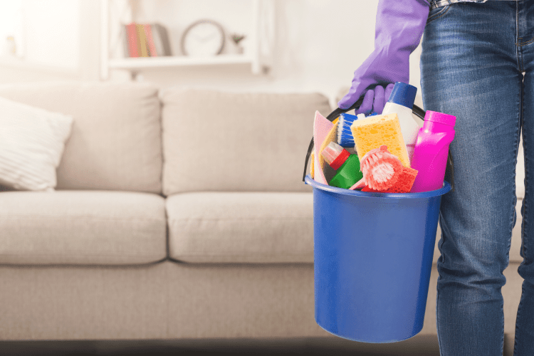 Clean House - Prep Your Home Before Leaving on Vacation