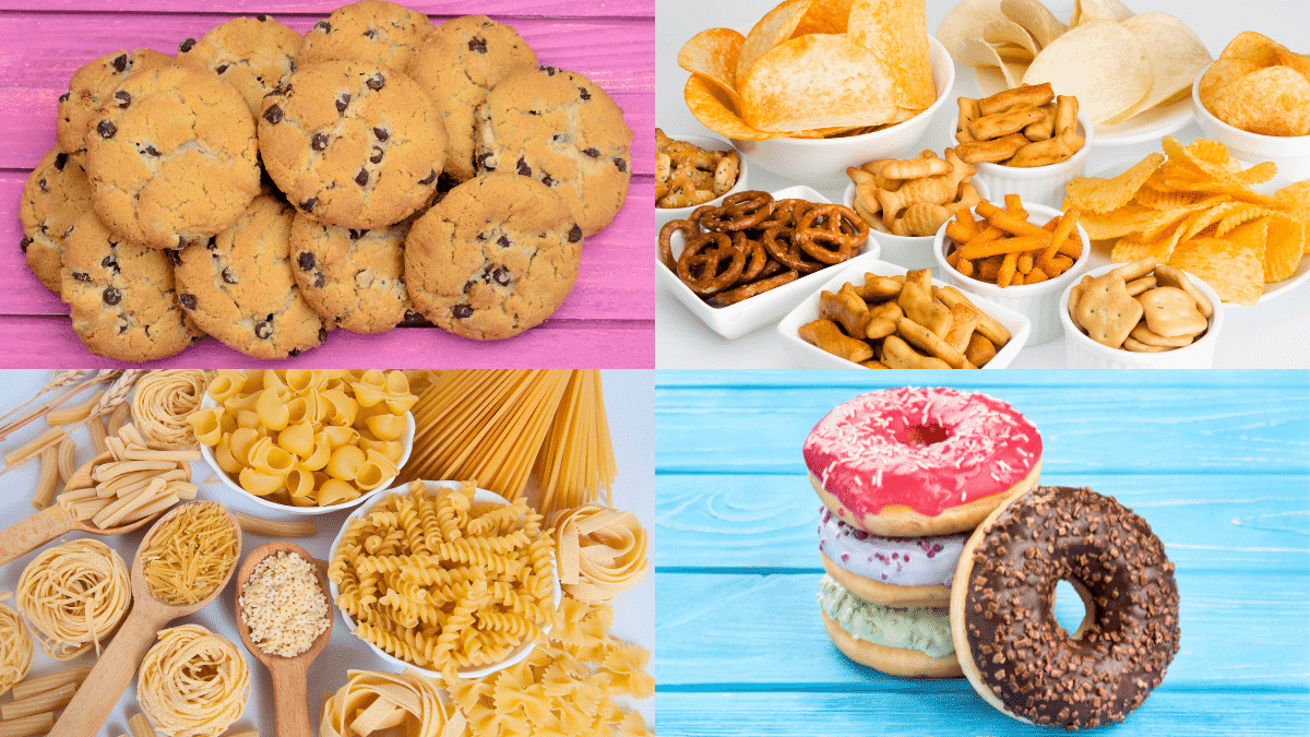 Best Keto Swaps for high carb foods