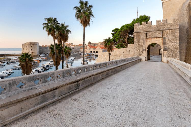 Dubrovnik, Croatia City Gates