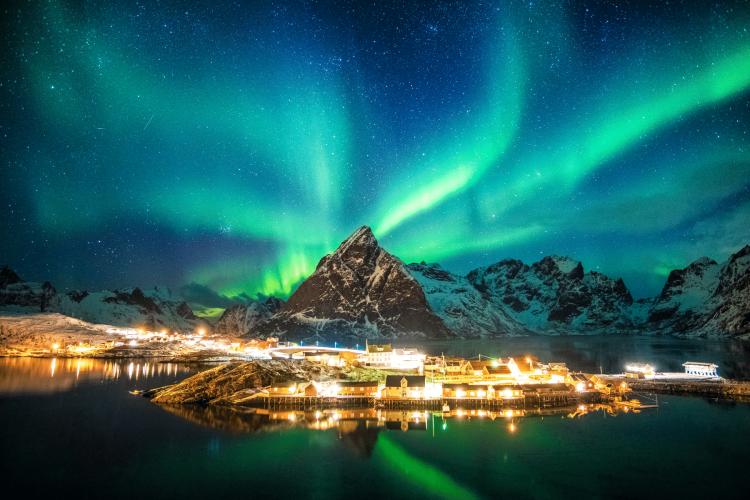 Norway - February Honeymoon Idea