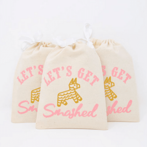 get smashed hangover kit - Fiesta Bachelorette Party