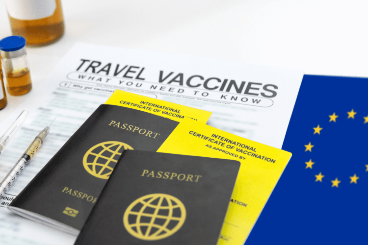 know what vaccines you need before traveling internationally