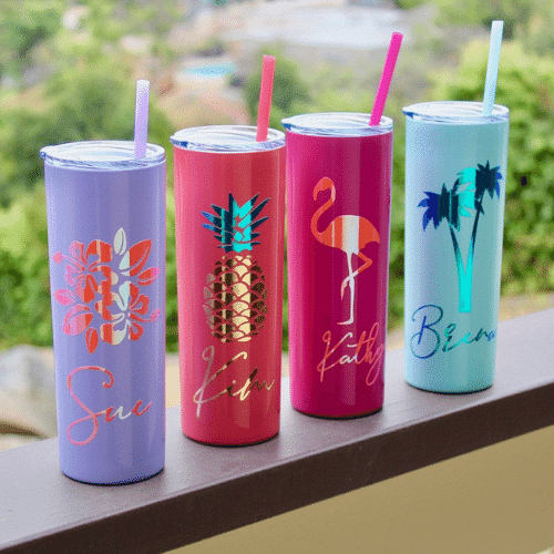 Beach Bachelorette Party custom cups