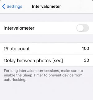 How to Capture Lightning on iPhone - slow shutter app intervelometer