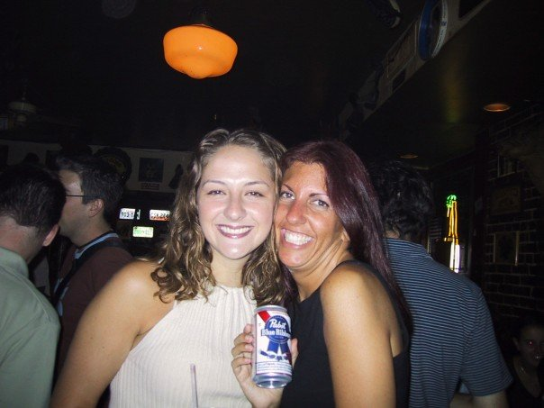 Beth and Jen