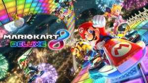 Mario Kart 8 Deluxe 8