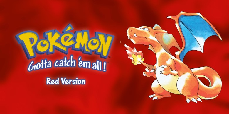 Charizard Red Cover Photo