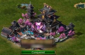 Evony Server War Temple