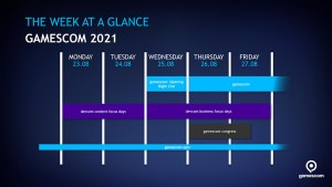Gamescom 2021 Schedule - possible Fall Guys Xbox and Switch Release Date coming