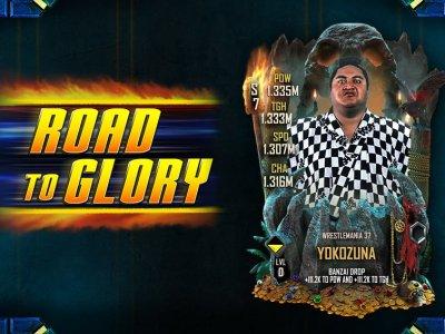 WWE SuperCard Road to Glory
