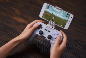 Android Cell Phone Game Controller 8Bitdo SN30 Pro+
