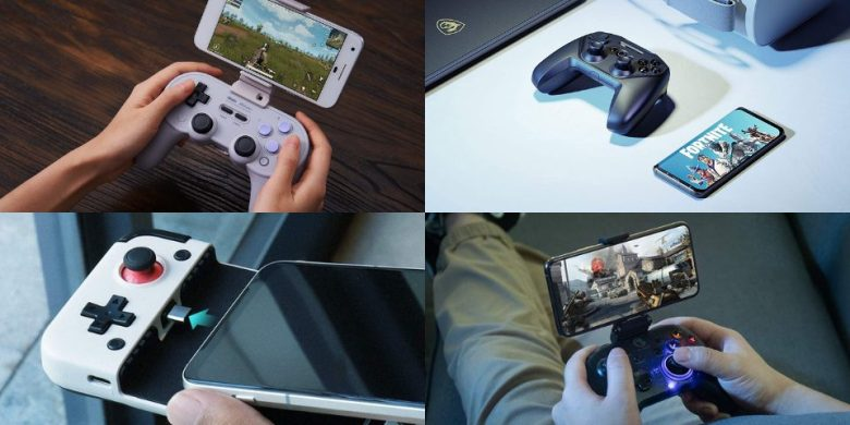 Best Cell Phone Game Controller for Android