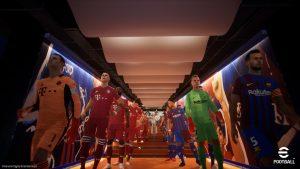 eFootball Gameplay Tunnel